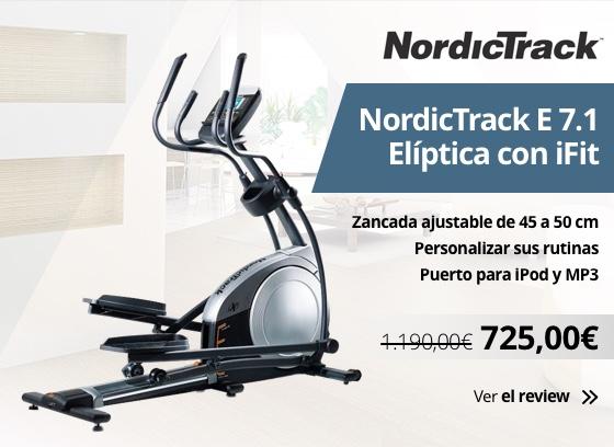 Eliptica NordicTrack E7.1
