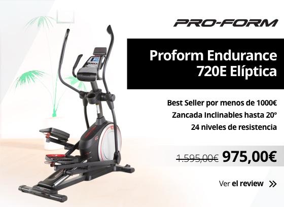 Eliptica Proform 720e