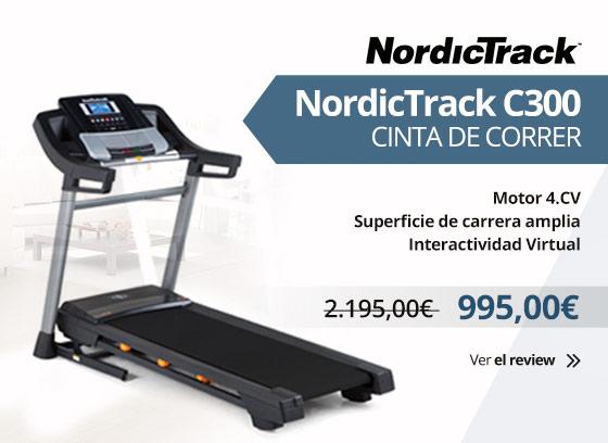 NordicTrack C300