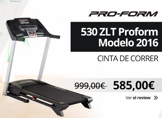 530 ZLT Proform Modelo 2016