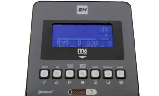 BH i.Cross1000 Dual consola