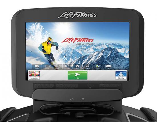 Consola Life Fitness Flexstrider