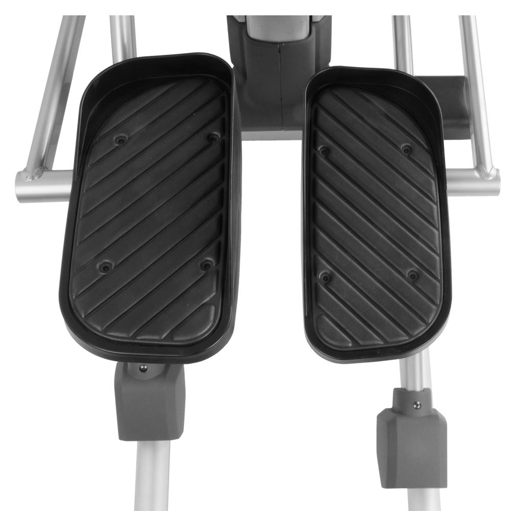 bicicleta-eliptica-opiniones-Sistema de amortiguación