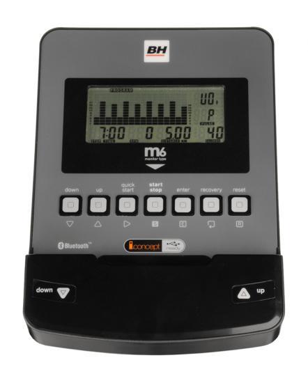 Consola BH Fitness NLS14 DUAL + DUAL KIT