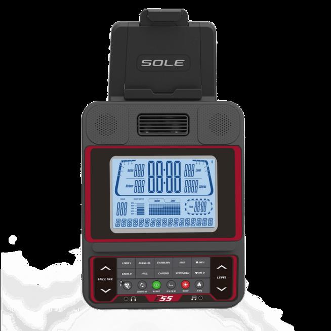 Consola Sole Fitness E55 Incline