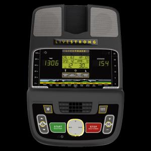 Consola de la bicicleta elítiptica LiveStrong LS 9.9